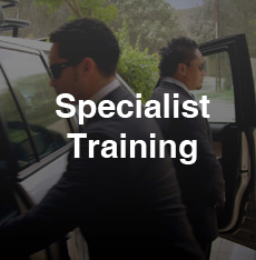 Specialist Training